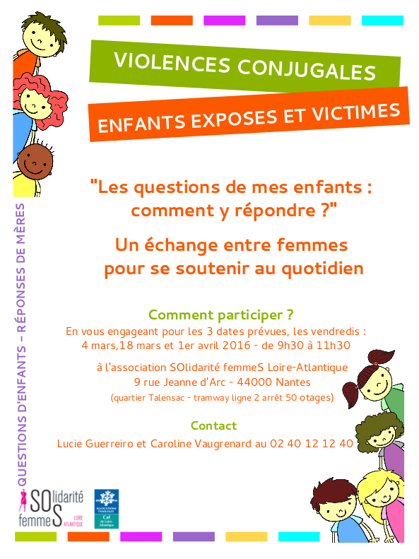 Flyer questions enfants du 26 01 16