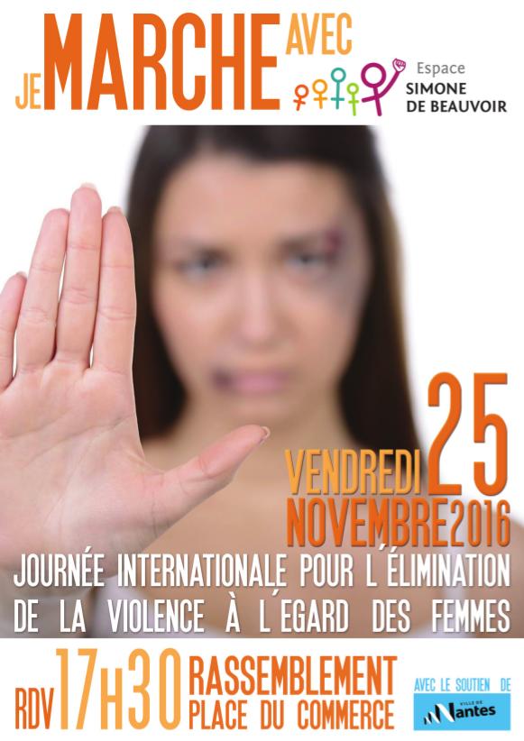 Marche 25 novembre recto